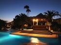 Appartamenti HG Tenerife Sur piscina notturna