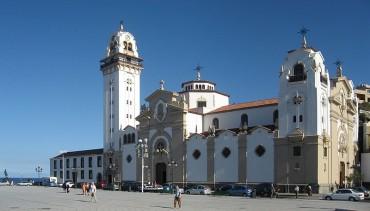 Basilica de La Candelaria Tenerife