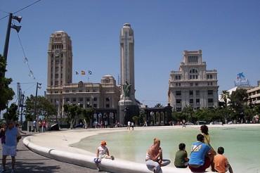 Plaza de espa a tenerife piazza de espana santa cruz for Gimnasio santa cruz de tenerife