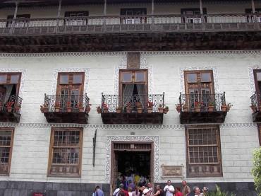 Casa de los Balcones Tenerife