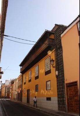 Casa Ossuna Tenerife
