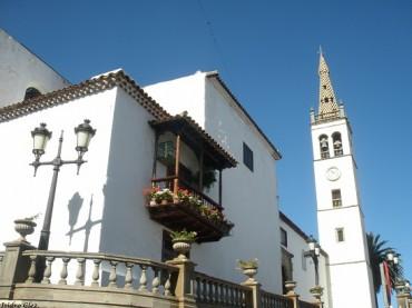 Iglesia de Santiago Apostol Tenerife