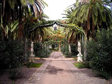 Parque Garcia Sanabria Tenerife