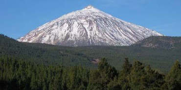 Vulcano Teide Tenerife