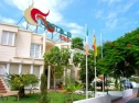 Appartamenti Castalia - Brezos ingresso