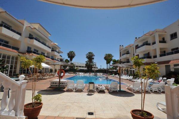 Appartamenti oro blanco tenerife residence 2 stelle for Appartamenti affitto tenerife