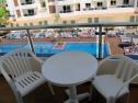 Appartamenti Oro Blanco - vista terrazza