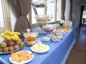 Hotel Adonis Capital buffet