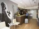Hotel Adonis Capital reception